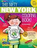 img - for The Nifty New York Coloring Book (The New York Experience) book / textbook / text book