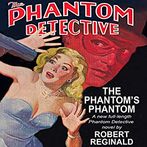 The Phantom Detective Audiobook
