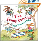 Five Funny Bunnies