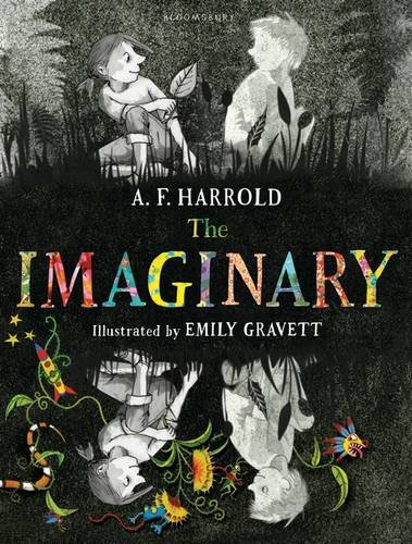 Buy THE IMAGINARY by A F Harrold