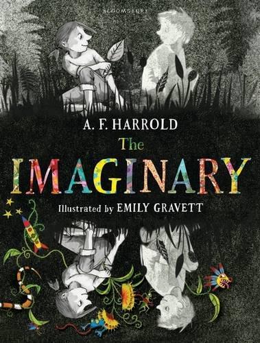 Buy THE IMAGINARY by A F Harrold