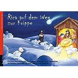 """Rica auf dem Weg zur Krippevon """"Susanne Pramberger"""""""