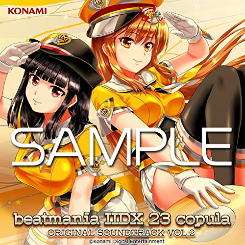 beatmania IIDX 23 copula ORIGINAL SOUNDTRACK VOL.2