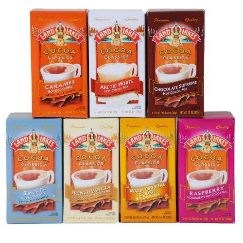 Land O Lakes Hot Chocolate Ingredients