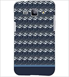 PrintDhaba Umbrella Pattern D-1902 Back Case Cover for SAMSUNG GALAXY J1 (Multi-Coloured)