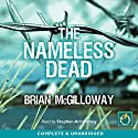The Nameless Dead Audiobook by Brian McGilloway Narrated by Stephen Armstrong