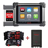Autel MaxiSys Pro MS908P Diagnostic Scanner Automotive Scan Tool with ECU Programming and J2534 Reprogramming + Free Oscilloscope MaxiScope MP408 (Tamaño: MS908P+MP408)