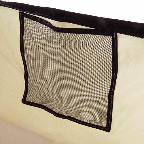 Hangerworld contenitore sottoletto colore beige con zip - Contenitore sottoletto ...