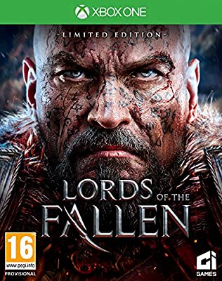 Lords of the Fallen by Square Enix