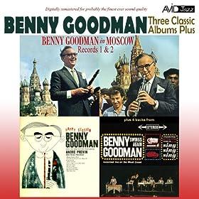 Bei Mir Bist Du Schoen (Benny Gooodman in Moscow Record One)