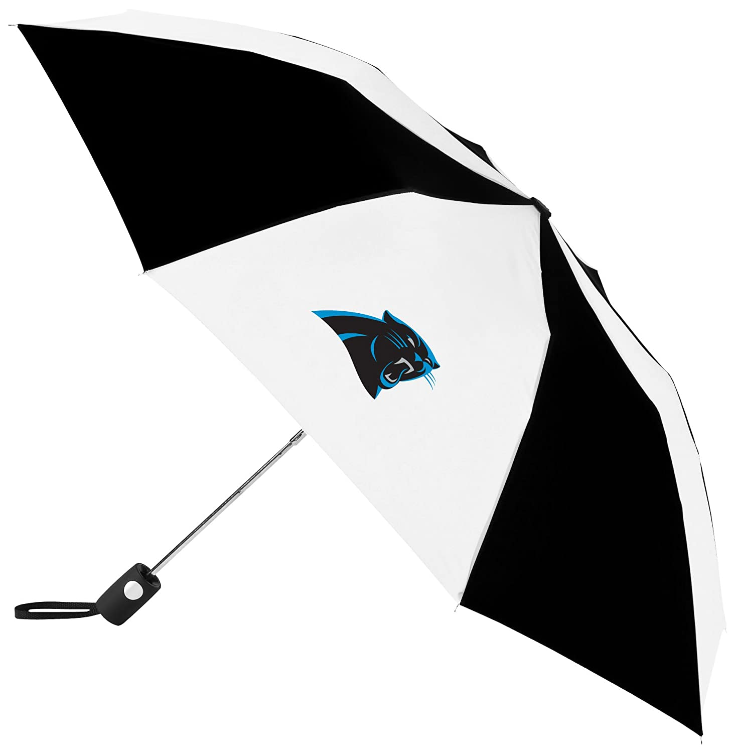 NFL Carolina Panthers Automatic Folding Umbrella картридж lomond l0206026 10 sht