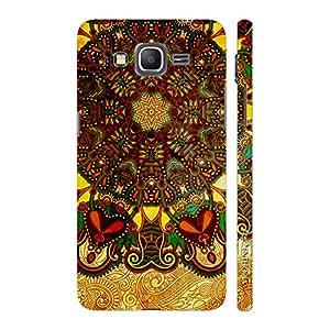 Enthopia Designer Hardshell Case Aztec Earth Back Cover for Samsung Galaxy J5