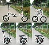 スマートフィット(SmartFit) 超小型折り畳み自転車 12インチ L054 [並行輸入品]