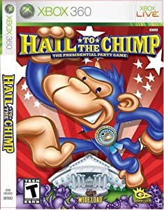 Hail To The Chimp: The Presidential Party Game - Xbox 360