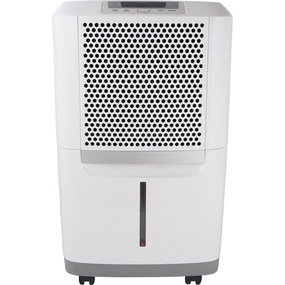 frigidaire 70 pint basement dehumidifier energy star model fad704dwd