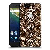 Amazon.co.jpHead Case Designs 編み込み・バンブー オーガニック・パターン ハードバックケース Huawei Nexus 6P