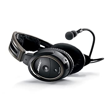 Bose reg A20 Aviation Headset Aircraft powered