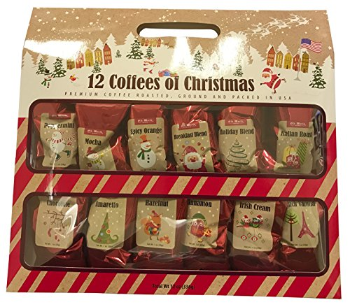 12-gourmet-coffees-of-christmas-holiday-gift-set