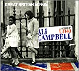 Ali Campbell Great British.. -CD+DVD-