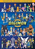 Digimon Collection - Seasons 1-4