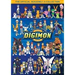 67% Off Digimon: The Official Seasons 1-4 Collection