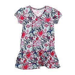 Lilliput Girls Dresses (8907264068543_Multi_2-3 Years)