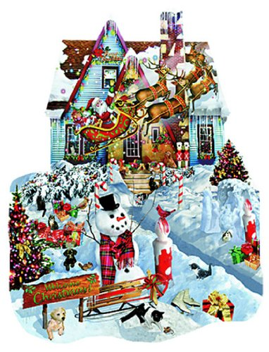 sunsout-christmas-at-our-house-shaped-jigsaw-puzzle-1000-piece