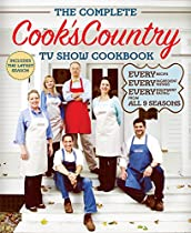 The Complete Cook's Country Tv Show Cookbook Season 9 From Cook's Country