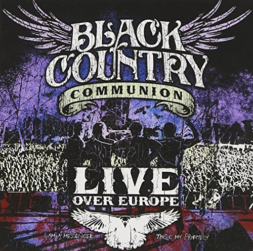 Live Over Europe by Black Country Communion (2012-02-28)
