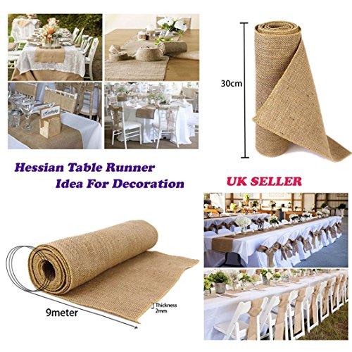 jjonlinestore-exclusive-brown-hessian-table-runner-sewed-edge-rustic-burlap-decor-vintage-shabby-chi