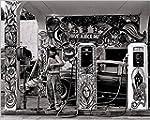 Hippies - Hippie Tankstelle, USA, 197...