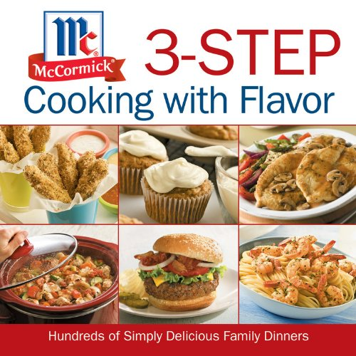 McCormick 3-Step Cooking with Flavor McCormick