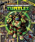 img - for Look and Find Teenage Mutant Ninja Turtles (Nickelodeon Look and Find) book / textbook / text book