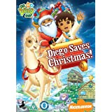 Go Diego Go!: Diego Saves Christmas [DVD]