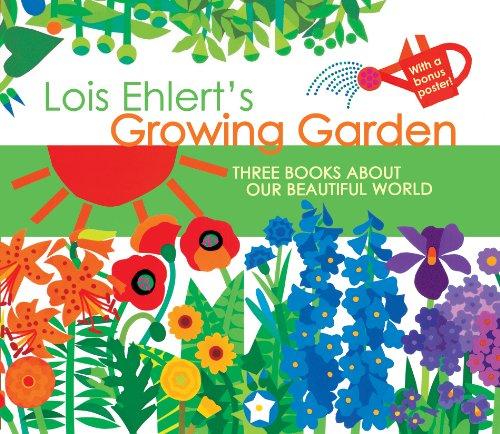 Lois Ehlert?s Growing Garden Gift Set