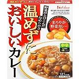 ハウス 温めずにおいしいカレー まろやか野菜カレー 200g×10個