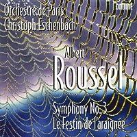 ルーセル:交響曲第3番/蜘蛛の饗宴