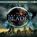 The Obsidian Blade   Pete Hautman