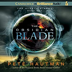 The Obsidian Blade Audiobook