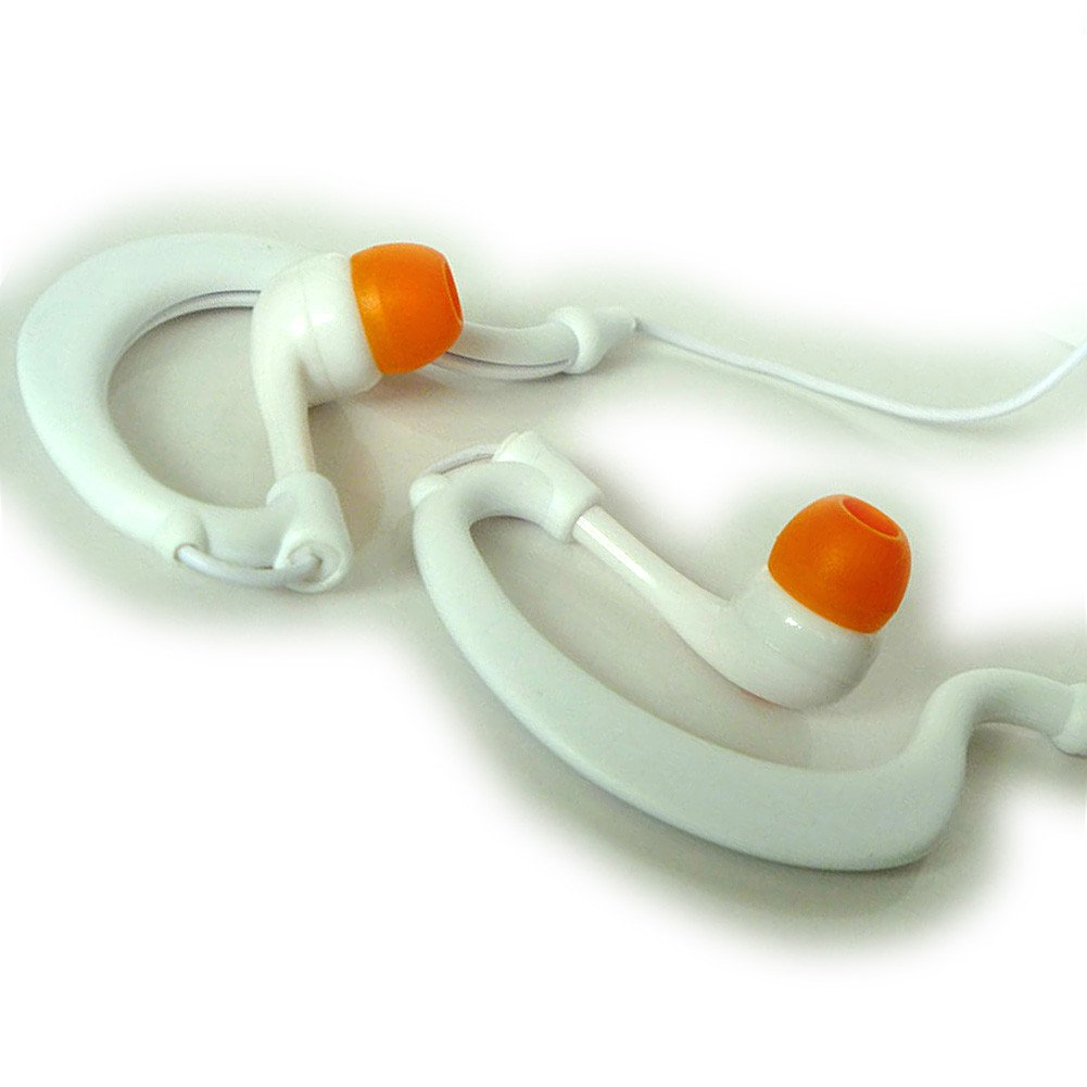 Earbuds for swimming