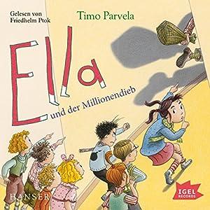 Ella und der Millionendieb Hörbuch