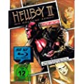Hellboy II Die goldene Armee - Limited Steelbook Edition [Blu-ray]