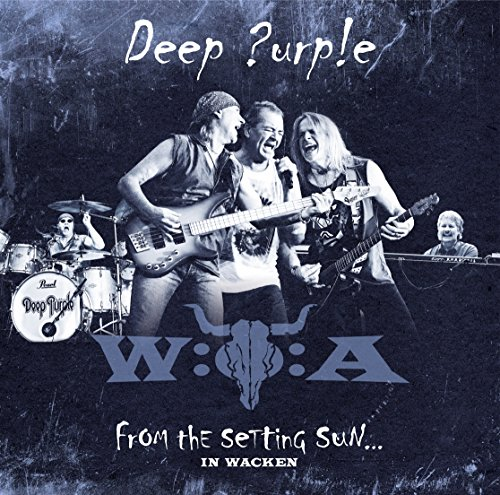 From The Setting Sun...In Wacken(2 CD + 1 DVD)