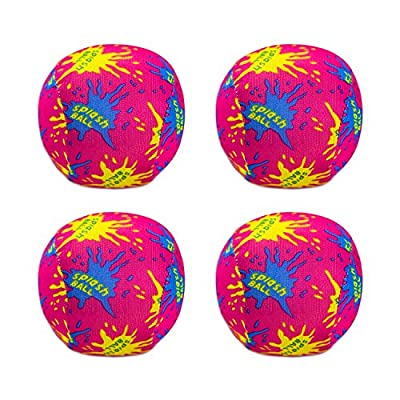 Water Bomb Splash Balls for Pool, Summer Beach Soaking Games and Fun Children Party Activities (12 Pack) by Super Z Outlet® by Super Z Outlet®