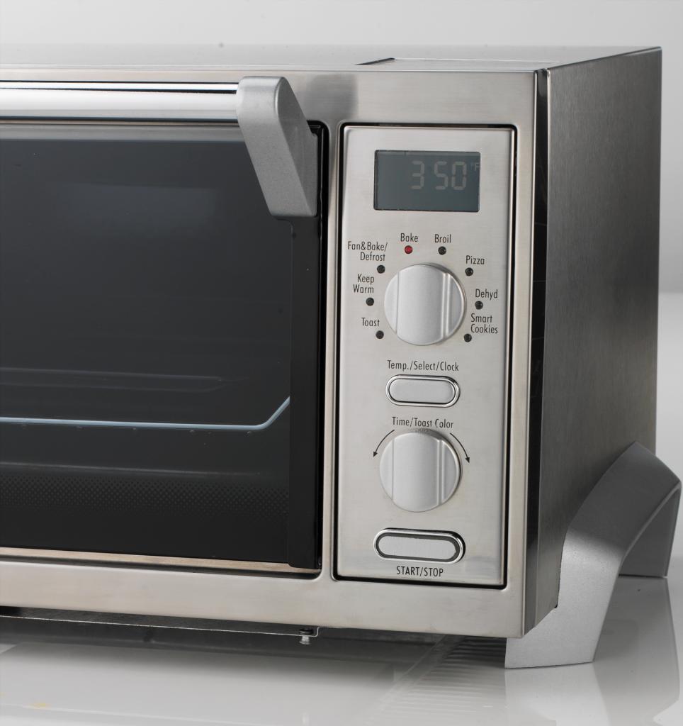 Amazon Com 0 5 Cu Ft Digital Convection Toaster Oven