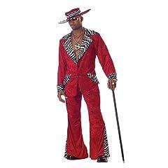 California Costumes Mens Pimp Costume