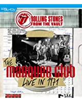 From the Vault: The Marquee-Live in 1971 [Blu-ray]
