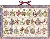 Coppenrath 71306 24 zauberhafte Weihnachtskugeln, Adventskalender
