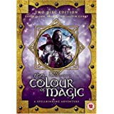 Terry Pratchett's The Colour of Magic (Two-Disc Edition) [DVD] [2008]by David Jason