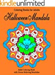Coloring Books for Adults: Halloween...